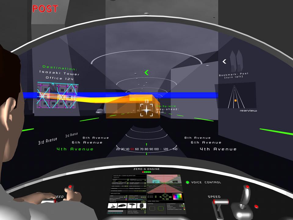 zeroG-Autobahn